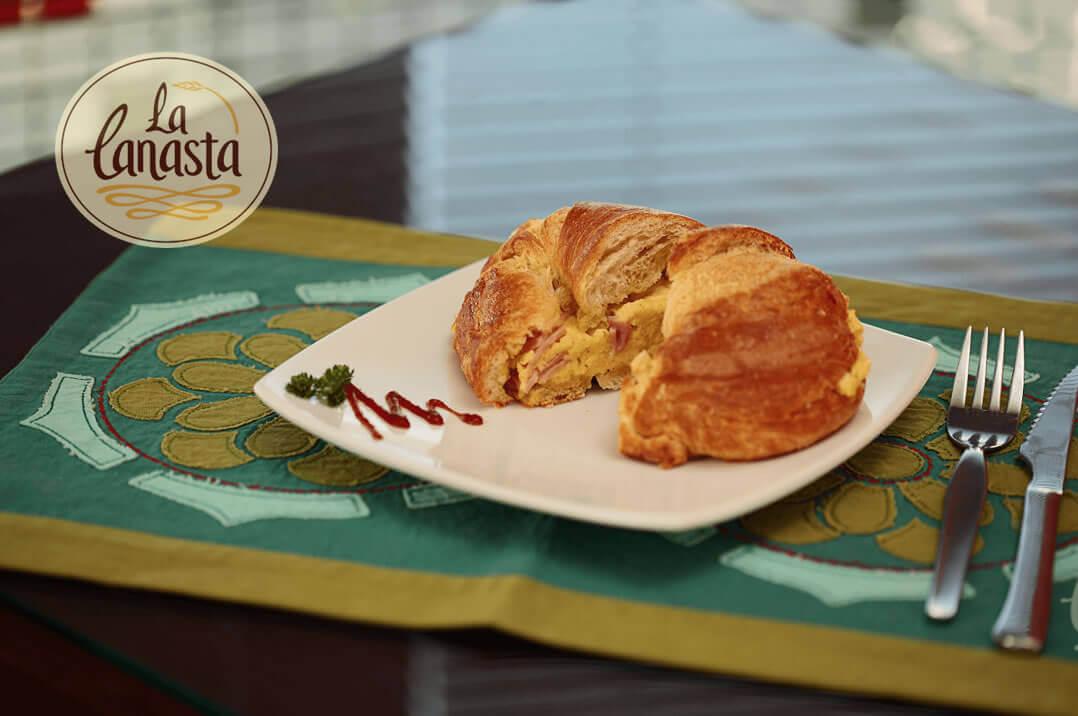 Good Morning Croissant